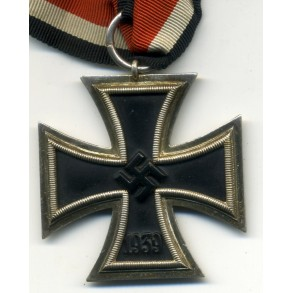 Iron Cross 2nd class by unknown maker, personalised