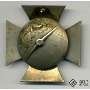 WW1 Iron cross 1st class with screwback