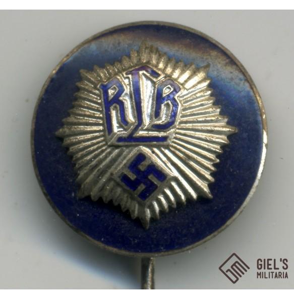 Early DLB Luftschutz memberships pin