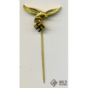 Luftwaffe civil lapel pin
