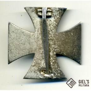 Iron cross 1st class by Steinhauer & Lück L/16