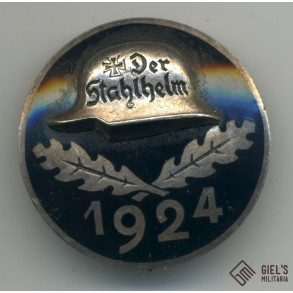 Stahlhelmbund memberships entrance pin 1924