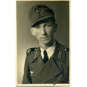 Portrait Grossdeutschland stürmgeschutz soldier
