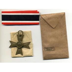War Merit Cross 2nd class w/o swords by Deschler & Sohn MINT