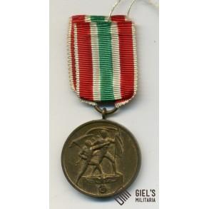 "Memel medal ""Tilted G"" by Hauptmünzamt Berlin"