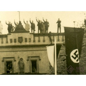 Early Third Reich march at Haupt Wach