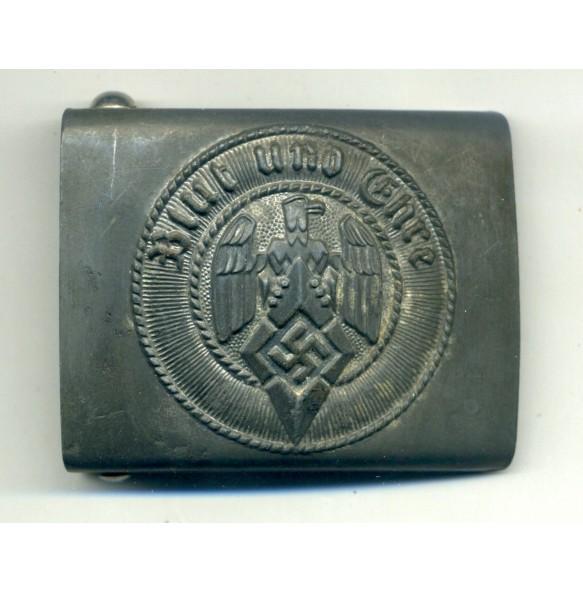 HJ buckle by Overhoff & Co., late war!