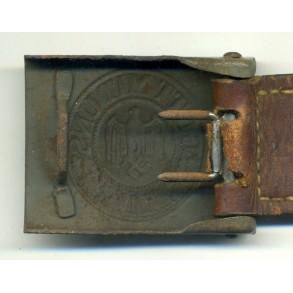 Army buckle by H. Arld