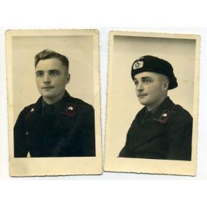2 panzer black wrapper portrait photos