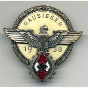 HJ Gausieger 1938 by G. Brehmer