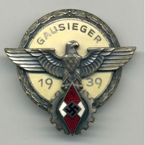 HJ Gausieger 1939 by G. Brehmer