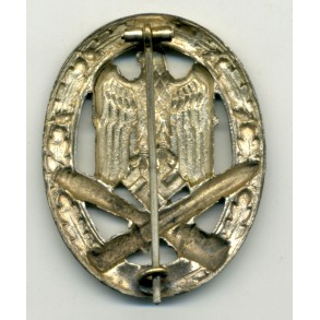 General assault badge by C.E. Juncker