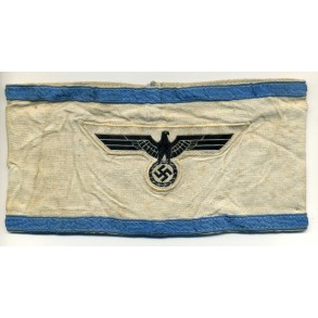 Army/navy cadet school armband