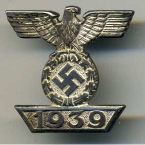 Iron Cross Clasp 2nd class by B.H.Mayer