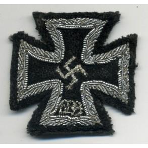 Iron Cross 1st class, CLOTH variation