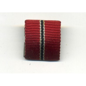 East front medal single ribbon bar device
