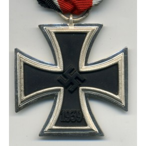 Iron Cross 2nd class by G. Brehmer