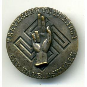 Tinnie 1934 BAYR. OSTMARK by Wächtler & Lange