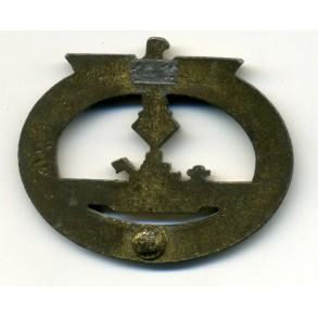 Uboat badge by Funcke & Brüninghaus