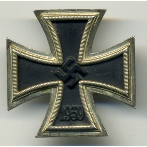 Iron Cross 1st class by B.H. Mayer