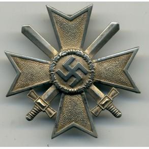 War Merit Cross 1st class with swords by Klein & Quenzer
