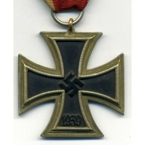 Iron Cross 2nd class by C.E. Juncker