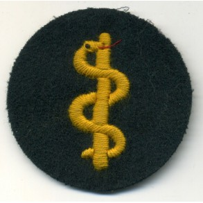 Career arm-patch for medical personnel
