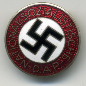 Party pin by G. Hähl
