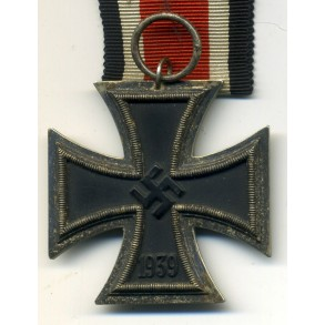 Iron Cross 2nd class by F. Orth