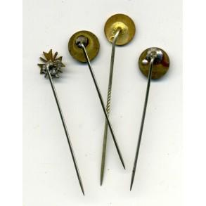 4 unfinished miniatures by Steinhauer & Lück