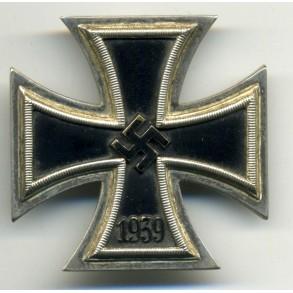 Iron cross 1st class by Wachtler & Lange, L/55, copper core!!