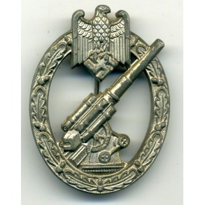 Army flak badge by Funcke & Brüninghaus