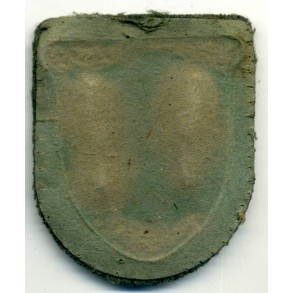 Krim shield by W. Deumer.