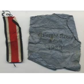 Iron Cross 2nd class package remains
