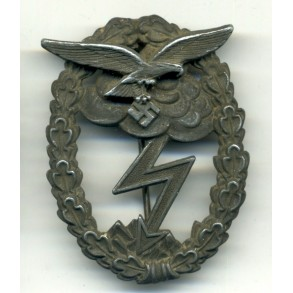 Luftwaffe General Assault Badge by G. Brehmer