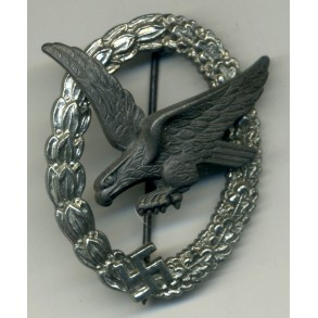 Luftwaffe Airgunner Badge by Berg & Nolte