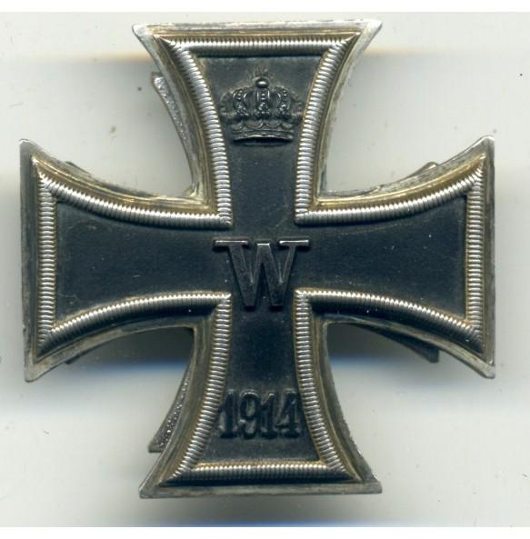 WW1 Iron Cross 1st class by P. Meybauer