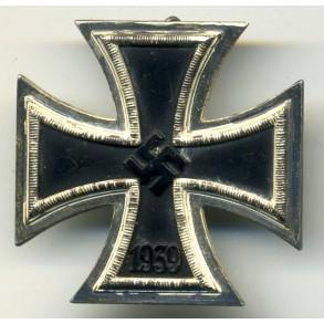 Iron Cross 1st class, field converted EK2!