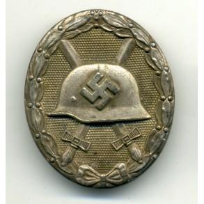 Wound Badge in Silver by Klein & Quenzer