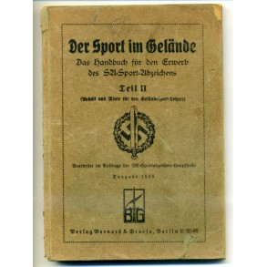 SA sportbadge requirement booklet