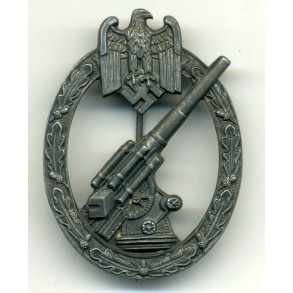 Army flak badge by A. Rettemaier