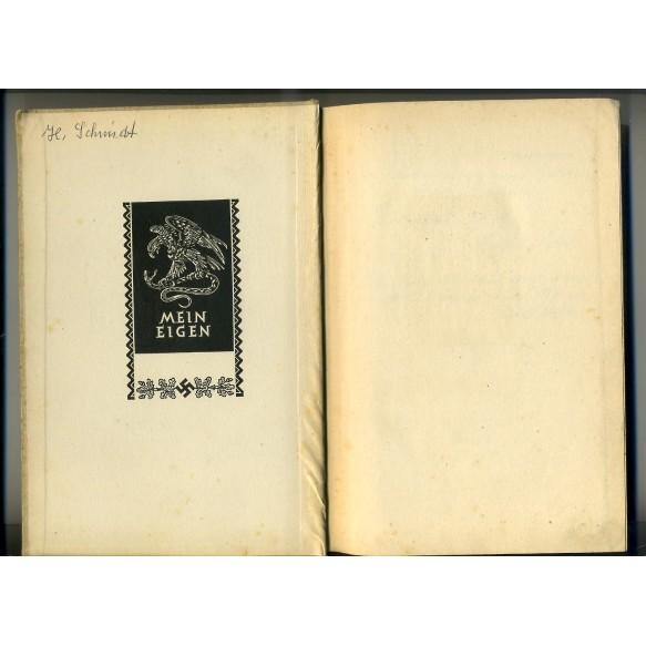 """Book """"Ewiges Deutschland"""""""