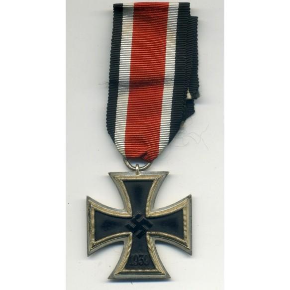 Iron Cross 2nd class by H. Aurich