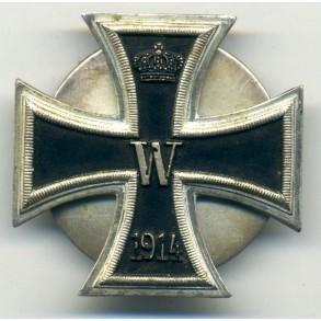 WW1 Iron Cross 1st class by O. Schickle