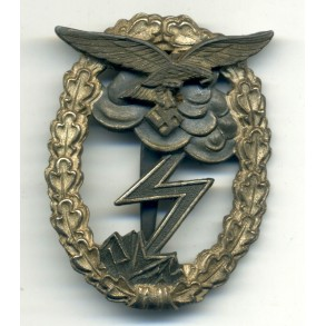 Luftwaffe Ground Assault Badge by R. Karneth