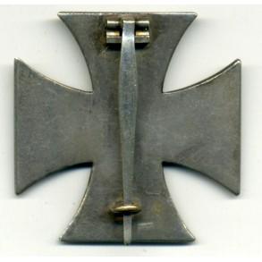 Iron Cross 1st class by C.E. Juncker