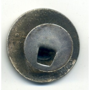 Party pin by F. Zimmermann, button hole device.