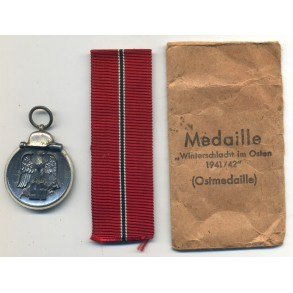 East front medal by Klein & Quenzer