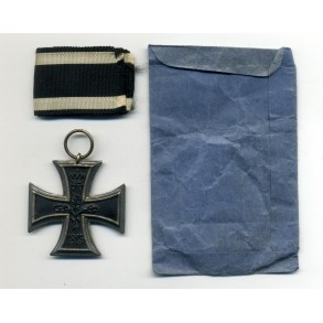 WW1 Iron Cross 2nd class + package
