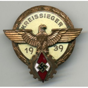 HJ Kreissieger 1939 by H. Aurich